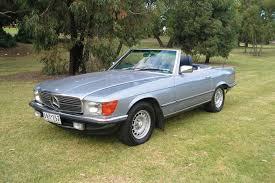 Mercedes-Benz 380SL Convertible Auctions - Lot 511 - Shannons