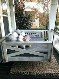 outdoor porch bed swing post outsunny covered outdoor porch swing bed with frame sand outdoor porch bed swing australia