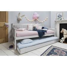 single beds for kids. Interesting For Isabella Day Bed In White With Pullout Trundle Inside Single Beds For Kids