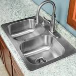 Image result for double sink kitchen size