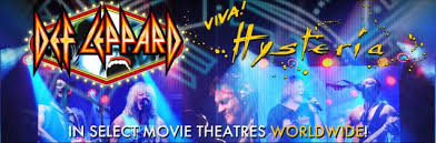 Def Leppard Viva Hysteria First Week Chart Positions