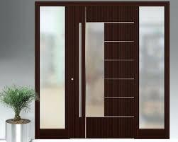 Front Door Modern Design Modern Single Front Door Designs For Houses