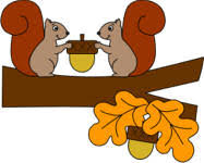 squirrel for kids. Squirrels And Acorns Paper Craft In Squirrel For Kids