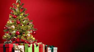 free christmas tree wallpaper. Plain Wallpaper Christmas Tree HD Wallpaper Free In E