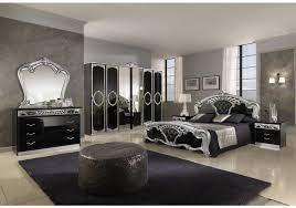 Black Mirrored Bedroom Furniture Sets – Home Designing