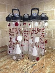 cheerleading gifts in bulk deluxe personalized cheerleading tumbler cup by daniscuties things