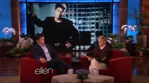 rob lowe s impressive career on ellen show rob lowe s impressive career on ellen show