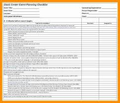 Event Planning Checklist Pdf Event Planning Timeline Template Event Planning Tools Templates Free