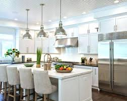 farmhouse pendant lighting kitchen mini lights ideas island