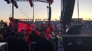 Omerta Lamb Of God Live Side Stage At Papa Murphys Park