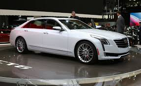 2016 Cadillac CT6 Photos and Info | News | Car and Driver