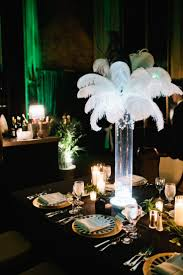 Art Deco Wedding Centerpieces 83 Best 1920s Wedding Themes Images On Pinterest Marriage Art