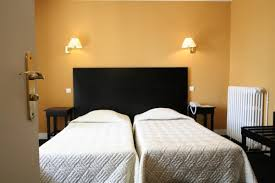 Twin beds ...