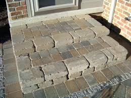 diy paver patio steps stairs how to build website building website design tools by a