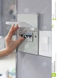 woman hand turning off fuse box in the house stock image image of fuse box home insurance download woman hand turning off fuse box in the house stock image image of