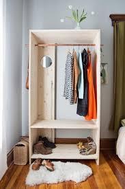 Inspiring Best 25 Simple Closet Ideas On Pinterest Simple Wardrobe