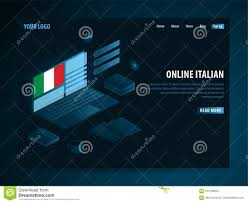 Graphic Design University In Italy Online Learning Italy Education Concept Online Training