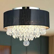 rectangular drum shade chandelier medium size of chandeliers regarding black ideas 11