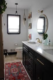 Bathrooms Without Tiles Spruce Up Your Bathroom Without Breaking The Bank Before And