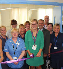 County Durham and Darlington - Hospital improves discharge lounge  facilities for patients
