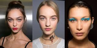 looks below diane von furstenberg 2016 new york fashion week popsugar beauty makeup