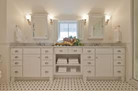 white shaker cabinets bathroom. filedstone white shaker vanity - provincetown, ma traditional-bathroom cabinets bathroom g