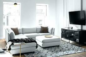 good area rug for grey couch and interior grey sofa living room area rug couch likeable