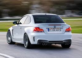 BMW 5 Series bmw m1 rear : BMW 1M coupe Model exclusivity on a smaller, cuter scale. The 1M ...