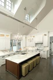 kitchen lighting for vaulted ceilings. Sloped Ceiling Kitchen Lighting Adorable Island For Vaulted Fresh Idea To Design Your Ceilings