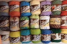 Peaches And Cream Yarn Color Chart Cotton Black 4 Medium Worsted Craft Yarns Ebay