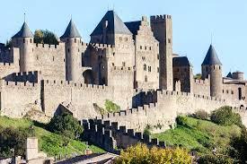Zitadelle von Carcassonne (Frankreich) – Bilder kaufen – 11324371 ❘  StockFood