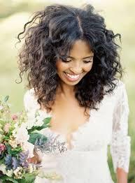 Mariage Quelle Coiffure Pour Cheveux Crépus Bouclés Et