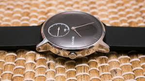 nokia steel watch. withings steel hr review: nokia watch