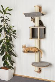 wall mounted cat furniture.  Mounted Kerbl Dolomit Tofana WallMounted Cat Tree 78 On Wall Mounted Furniture