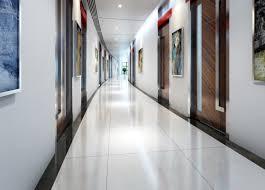 office hallway. Office Building Hallway Flooring And Doors