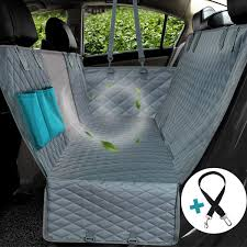 2019 dog car seat cover view mesh