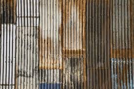 full frame shot of rusted corrugated metal surface copy space sheet metal stock photo 178061474