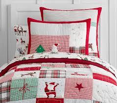 Jolly Santa Quilt | Pottery Barn Kids & Jolly Santa Quilt Adamdwight.com