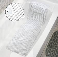 the quiltedair bathbed luxury bath pillow and spa cushion for full are designed in such a way that it provides a lot of support to the entire