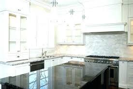 backsplash ideas kitchen. Plain Kitchen White Kitchen Backsplash Ideas  Pictures Gallery Of Cabinets Black  Inside