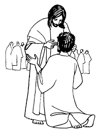 Free Jesus Miracles Coloring Pages Yahoo