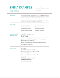 Resume With No Work Experience Fresher Resume