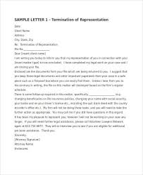 Free 60 Termination Letter Examples Samples In Pdf Doc