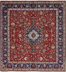 10 x 11 tabriz persian square rug