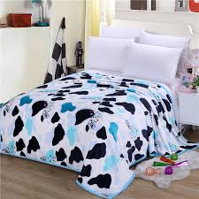 sheep sheets svetanya milk throws blanket fleece fabric small big size