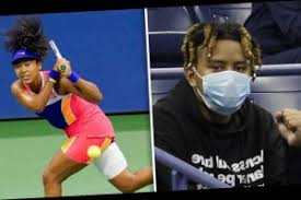Naomi osaka wrote a heartfelt message of thanks and support to her reported boyfriend, the rapper ybn cordae, with a cute photo. Naomi Osaka S Bf Rapper Cordae Cheers On Tennis Star From Stands At Us Open Me And My Lifestyle Blog