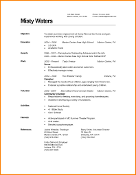 Amusing Liberal Arts Associate Degree Resume Also Student Resume