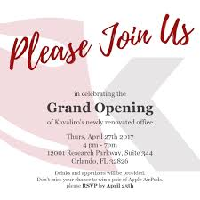 why a resume objective should be a powerful branding statement kavaliro staffing firm invites you to join us for an open house