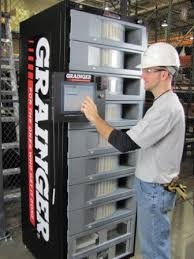 Grainger Vending Machines Delectable Grainger Expands Its Inventory Management Service Offering