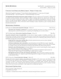 Sample Resume Of A Project Manager Best Of Project Management Resume Keywords Free Construction Laborer Resume